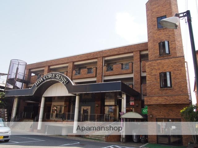 長野県飯田市、鼎駅徒歩15分の築31年 5階建の賃貸マンション