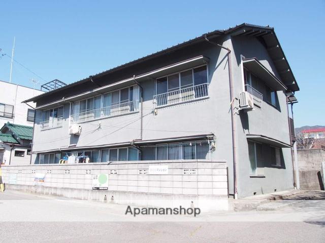 長野県飯田市、飯田駅徒歩14分の築31年 2階建の賃貸アパート