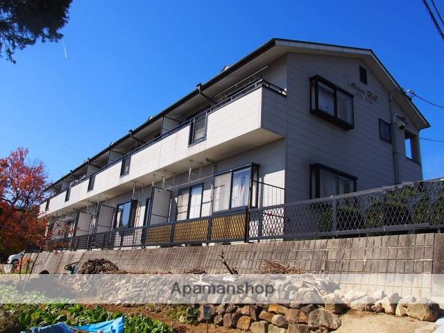 長野県飯田市、切石駅徒歩72分の築20年 2階建の賃貸アパート