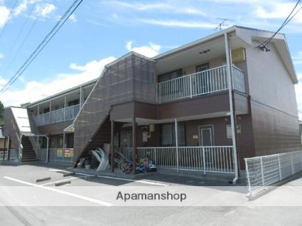 長野県飯田市、毛賀駅徒歩7分の築20年 2階建の賃貸アパート