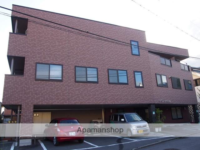 長野県飯田市、切石駅徒歩19分の築8年 3階建の賃貸マンション