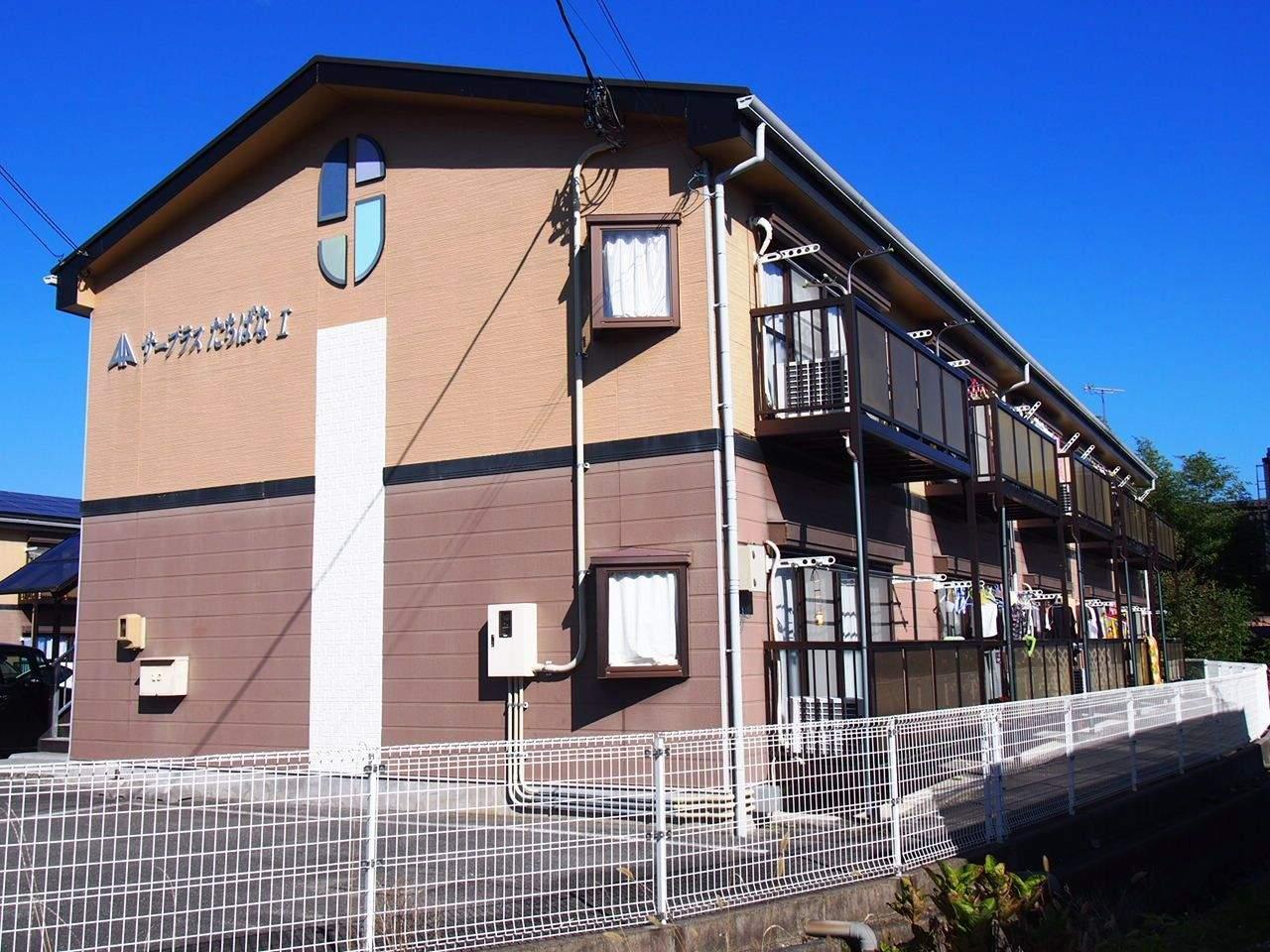 長野県飯田市、鼎駅徒歩10分の築19年 2階建の賃貸アパート