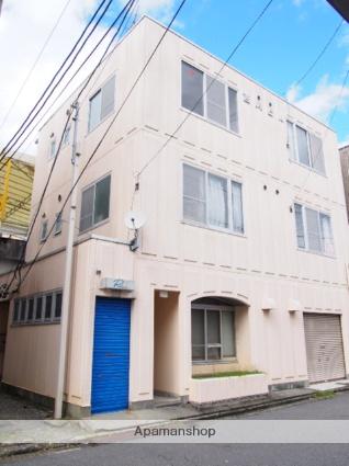 長野県飯田市、飯田駅徒歩10分の築30年 3階建の賃貸マンション