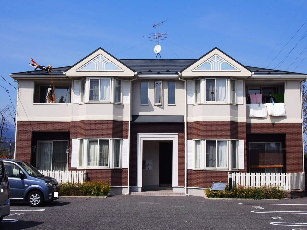 長野県飯田市、伊那八幡駅徒歩23分の築8年 2階建の賃貸アパート