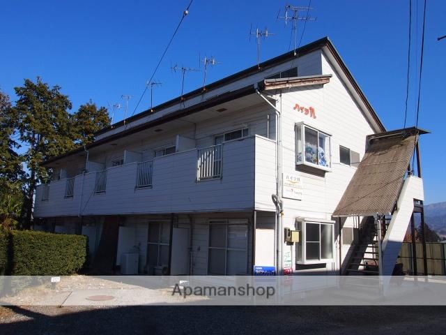 長野県飯田市、伊那八幡駅徒歩12分の築27年 2階建の賃貸アパート