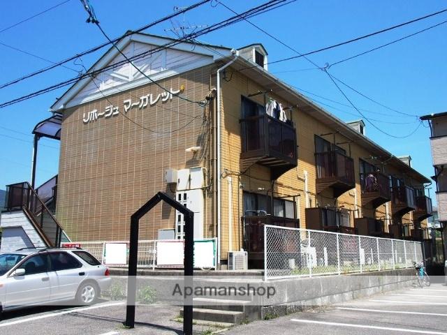 長野県飯田市、切石駅徒歩35分の築24年 2階建の賃貸アパート