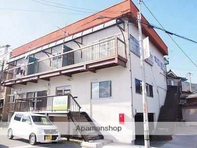 長野県飯田市、飯田駅徒歩7分の築42年 2階建の賃貸アパート