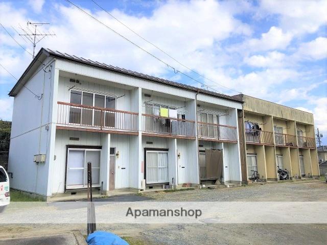 長野県飯田市、桜町駅徒歩18分の築35年 2階建の賃貸アパート