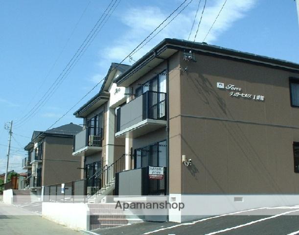 長野県飯田市、桜町駅徒歩30分の築15年 2階建の賃貸アパート