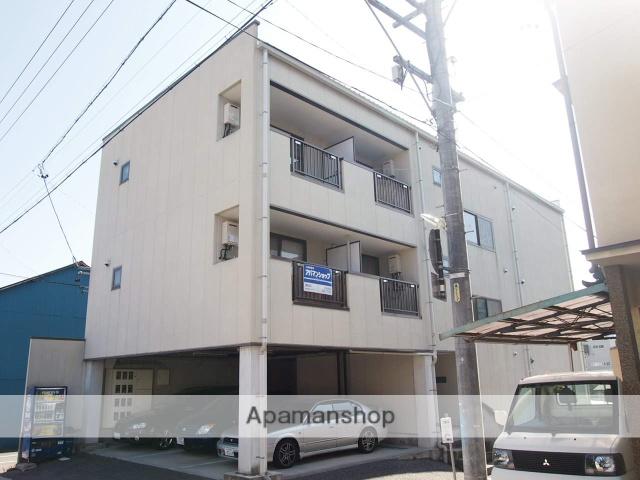 長野県飯田市、飯田駅徒歩15分の築16年 4階建の賃貸マンション
