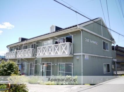 長野県諏訪郡下諏訪町、上諏訪駅徒歩33分の築22年 2階建の賃貸アパート