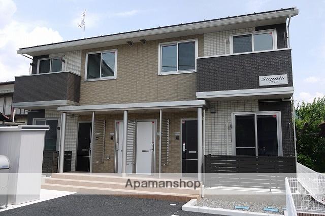 長野県諏訪郡下諏訪町、下諏訪駅徒歩6分の築3年 2階建の賃貸アパート