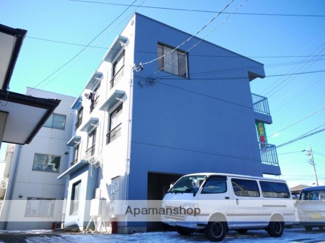 長野県岡谷市、下諏訪駅あざみ号バス3分西大路北下車後徒歩9分の築24年 3階建の賃貸マンション