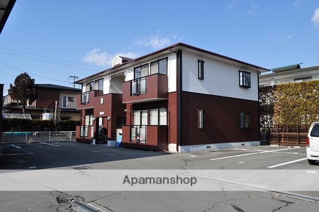 長野県諏訪市、上諏訪駅徒歩30分の築26年 2階建の賃貸アパート