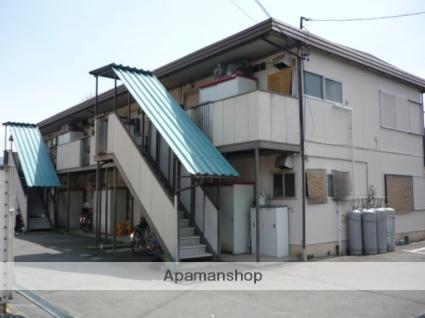 長野県岡谷市、岡谷駅バス14分小井川下車後徒歩7分の築31年 2階建の賃貸アパート