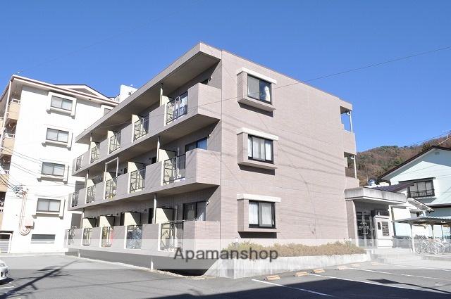 長野県諏訪市、上諏訪駅徒歩15分の築17年 3階建の賃貸マンション