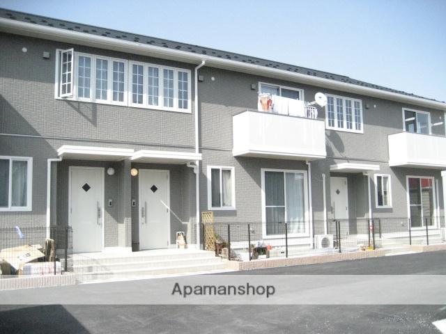長野県諏訪市、上諏訪駅徒歩41分の築7年 2階建の賃貸アパート