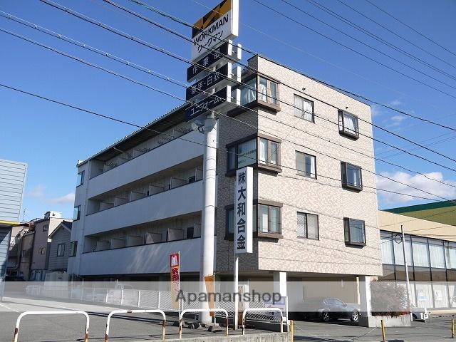 長野県岡谷市、下諏訪駅徒歩20分の築21年 4階建の賃貸マンション
