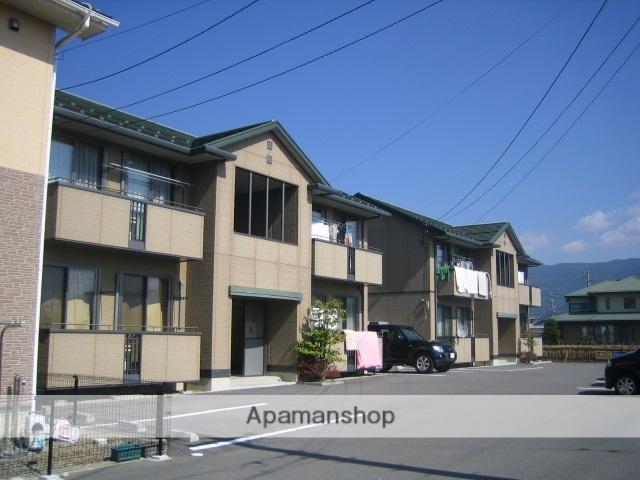 長野県諏訪市、上諏訪駅諏訪バス ㈱バス12分文出下車後徒歩4分の築13年 2階建の賃貸アパート