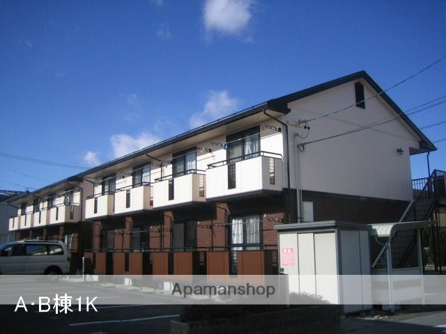 長野県諏訪市、茅野駅諏訪バス ㈱バス25分諏訪インター前下車後徒歩9分の築20年 2階建の賃貸アパート