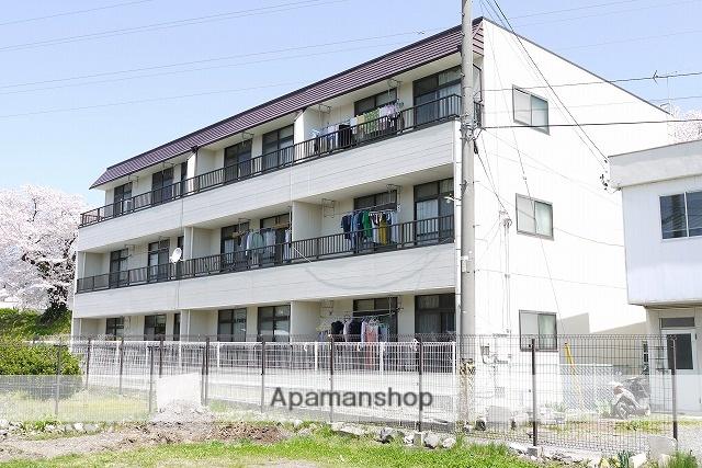 長野県岡谷市、下諏訪駅徒歩36分の築29年 3階建の賃貸マンション