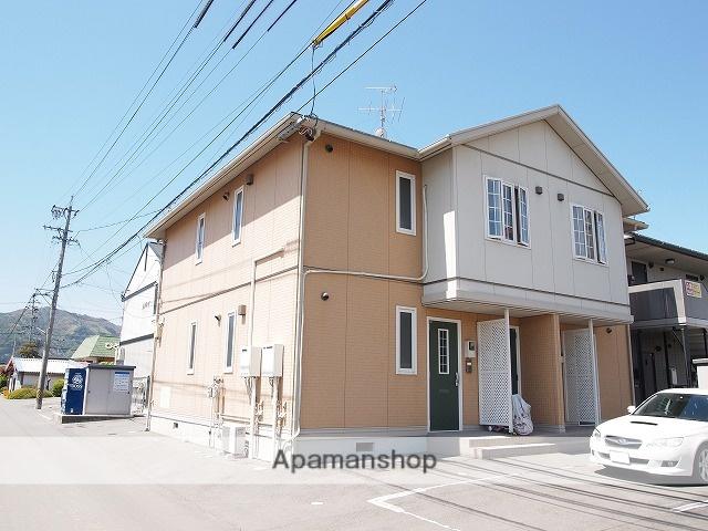 長野県諏訪市、上諏訪駅徒歩31分の築12年 2階建の賃貸アパート