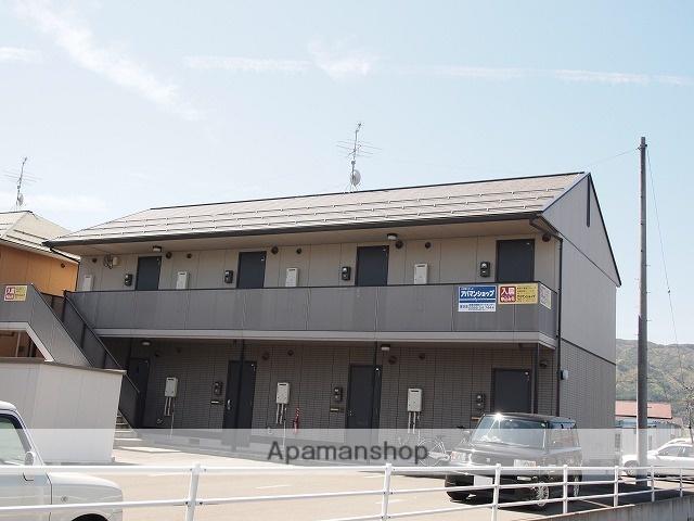 長野県諏訪市、上諏訪駅徒歩30分の築14年 2階建の賃貸アパート