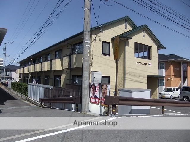 長野県諏訪市、上諏訪駅徒歩20分の築16年 2階建の賃貸アパート