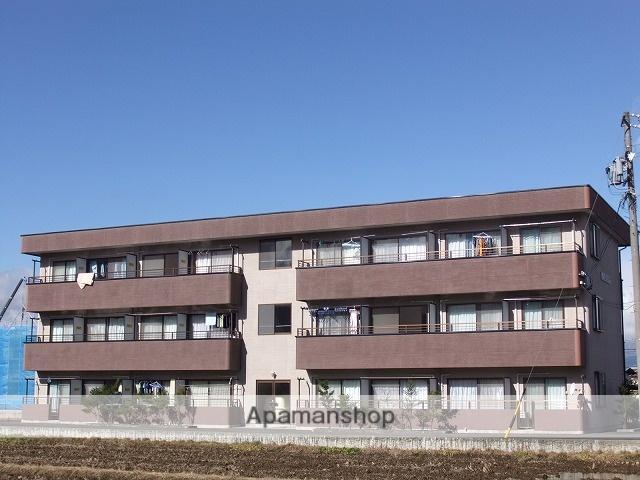 長野県諏訪市、上諏訪駅諏訪バス ㈱バス15分下金子農協支所前下車後徒歩2分の築15年 3階建の賃貸マンション