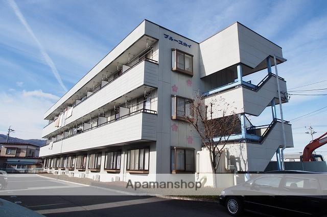 長野県諏訪市、上諏訪駅諏訪バス㈱バス13分福島新町入口下車後徒歩2分の築22年 3階建の賃貸マンション