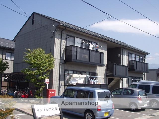 長野県松本市、松本駅徒歩20分の築17年 2階建の賃貸アパート