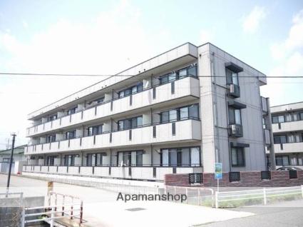 長野県松本市、松本駅アルピコバスバス9分両島下車後徒歩3分の築15年 3階建の賃貸アパート