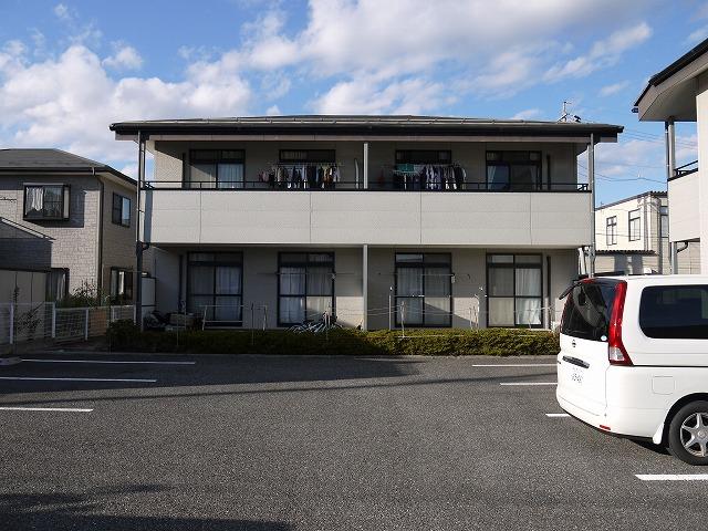 長野県松本市、平田駅徒歩35分の築16年 2階建の賃貸アパート