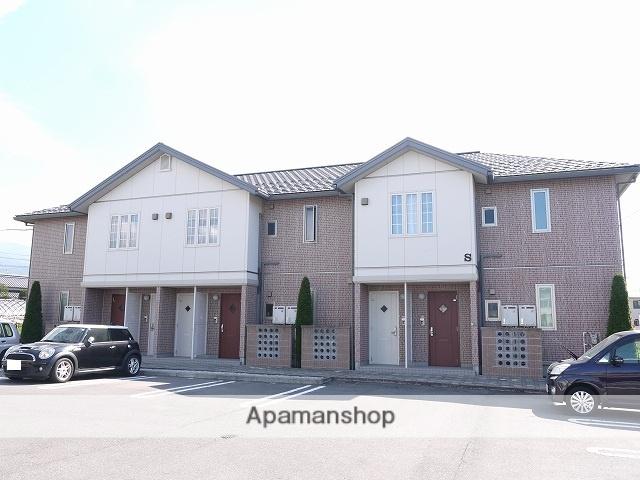 長野県松本市、平田駅徒歩20分の築12年 2階建の賃貸アパート