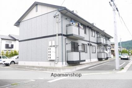 長野県松本市、松本駅バス11分西筑摩下車後徒歩4分の築17年 2階建の賃貸アパート