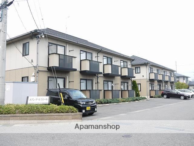 長野県松本市、南松本駅徒歩18分の築18年 2階建の賃貸アパート