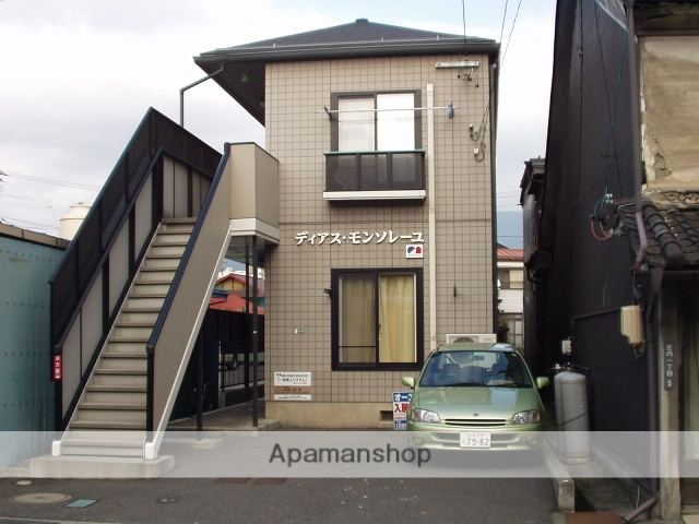 長野県松本市、南松本駅徒歩24分の築18年 2階建の賃貸アパート