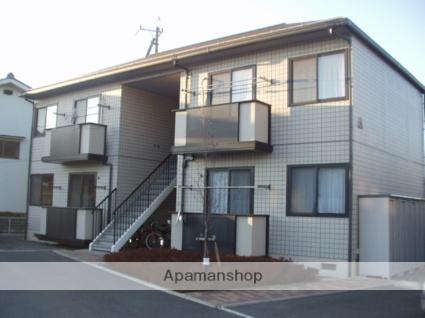 長野県松本市、松本駅徒歩26分の築18年 2階建の賃貸アパート