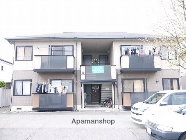 長野県松本市、南松本駅徒歩18分の築20年 2階建の賃貸アパート