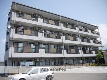 長野県松本市、松本駅バス9分富士電機前下車後徒歩10分の築17年 4階建の賃貸マンション