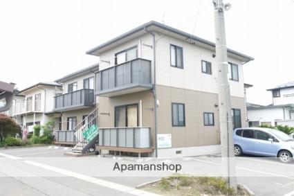 長野県東筑摩郡山形村、三溝駅徒歩51分の築18年 2階建の賃貸アパート