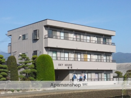 長野県塩尻市、みどり湖駅徒歩56分の築27年 3階建の賃貸アパート