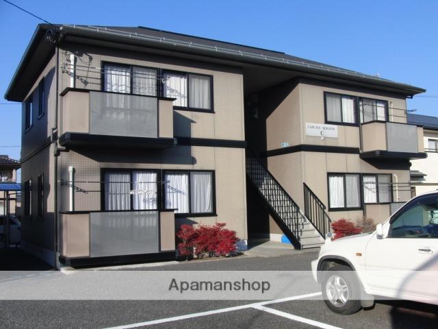 長野県塩尻市、広丘駅徒歩10分の築17年 2階建の賃貸アパート