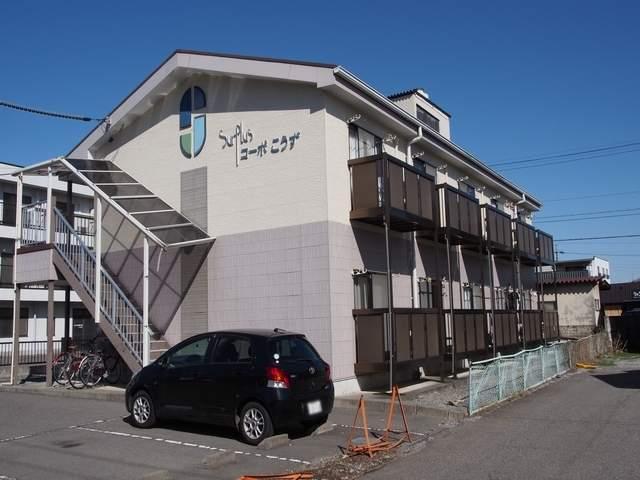 長野県塩尻市、塩尻駅徒歩15分の築18年 2階建の賃貸アパート