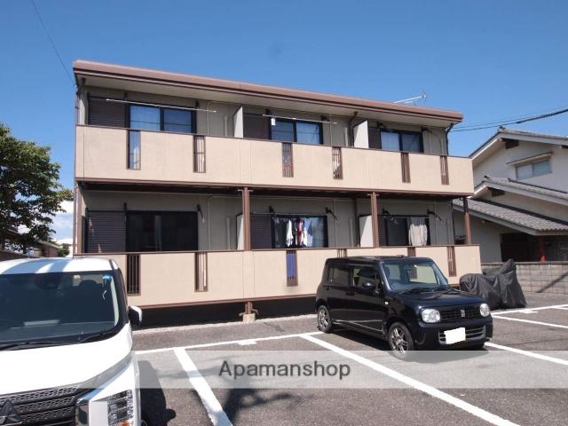 長野県塩尻市、塩尻駅徒歩23分の築15年 2階建の賃貸アパート