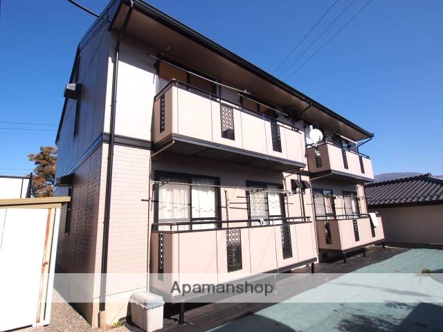 長野県塩尻市、塩尻駅徒歩18分の築22年 2階建の賃貸アパート