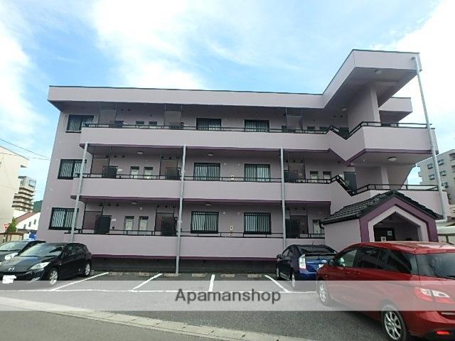 長野県塩尻市、塩尻駅徒歩2分の築18年 3階建の賃貸マンション