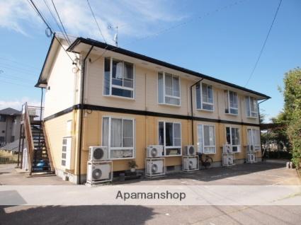 長野県塩尻市、広丘駅徒歩11分の築24年 2階建の賃貸アパート