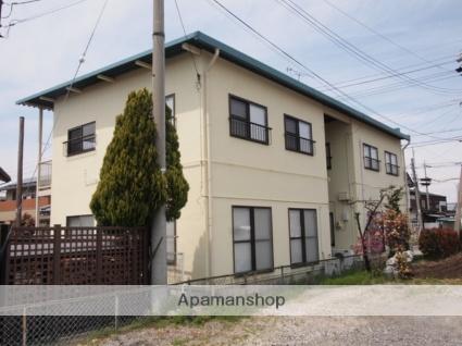長野県塩尻市、塩尻駅徒歩20分の築32年 2階建の賃貸アパート