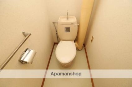 南原ハイツ[3DK/62.1m2]のトイレ